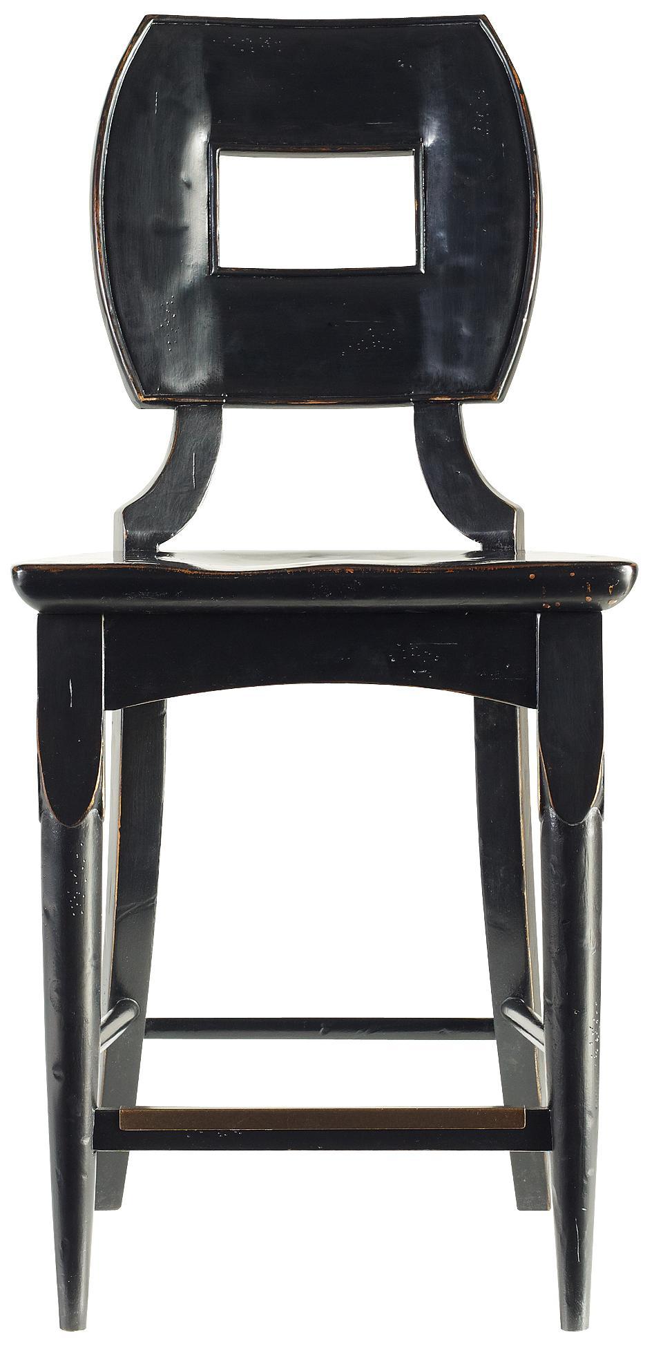 Stanley Furniture The Classic Portfolio Artisan Counter Stool - Item Number: 135-81-72