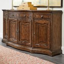 Stanley Furniture Thoroughbred Churchhill Buffet - Item Number: 874-31-05