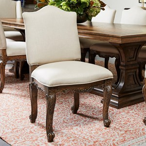 Curlin Upholstered Side Chair