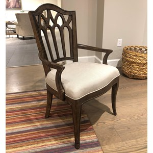 Gentry Arm Chair (wood)