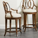 Stanley Furniture Thoroughbred Whirlaway Counter Stool - Item Number: 874-31-72