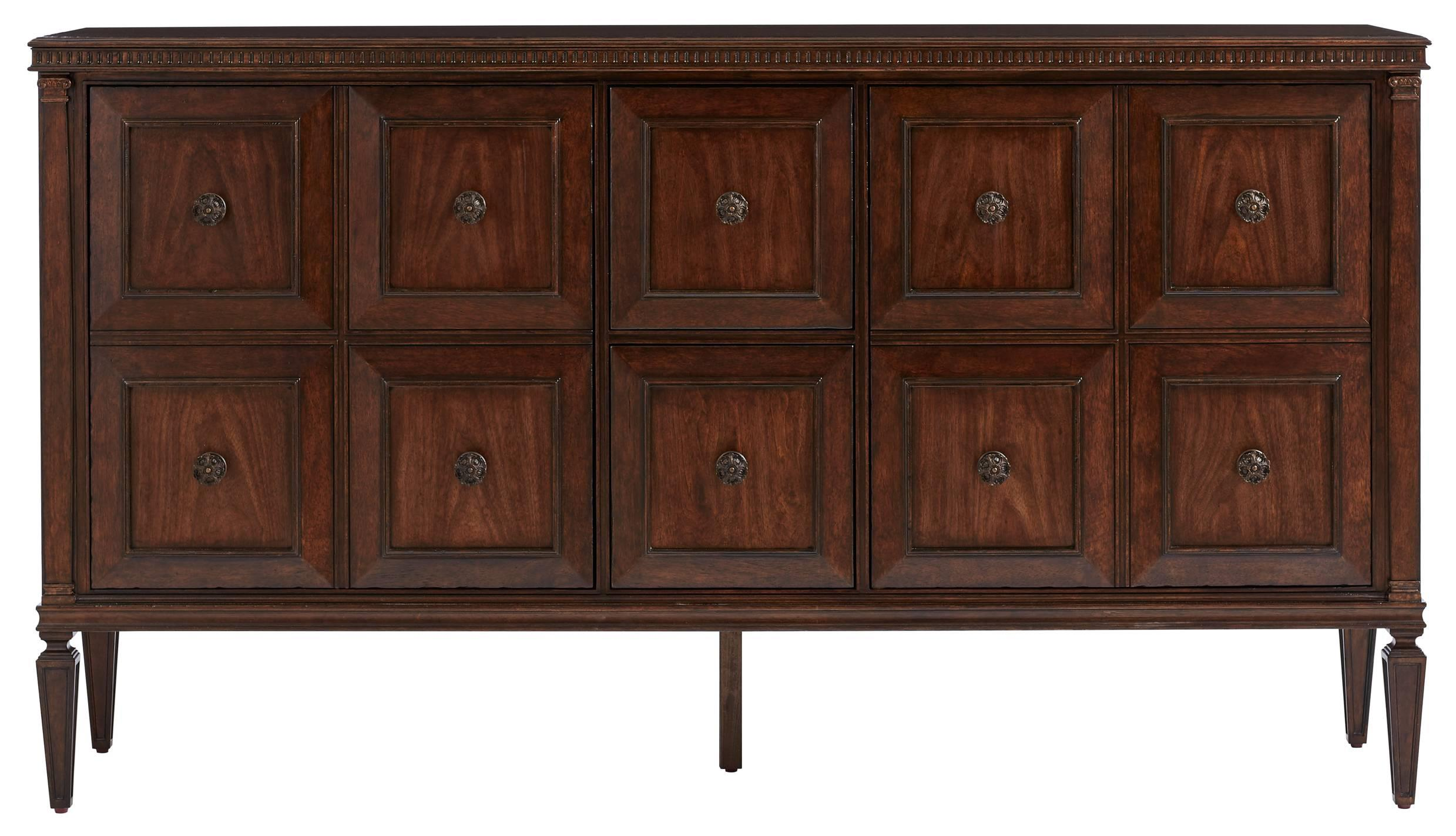 Stanley Furniture Villa Couture Marco Buffet - Item Number: 510-11-05