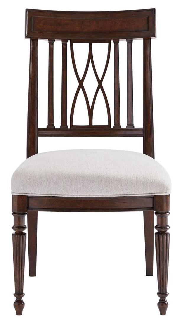 Stanley Furniture Villa Couture Lucca Side Chair - Item Number: 510-11-60