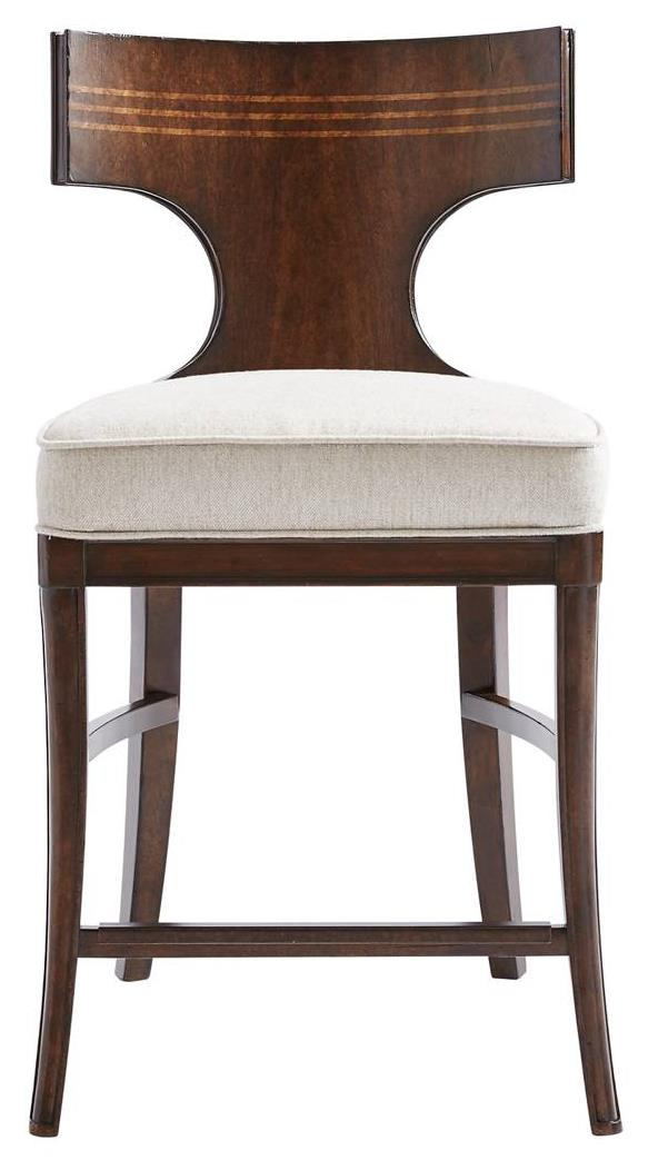 Stanley Furniture Villa Couture Dario Counter Stool - Item Number: 510-11-72
