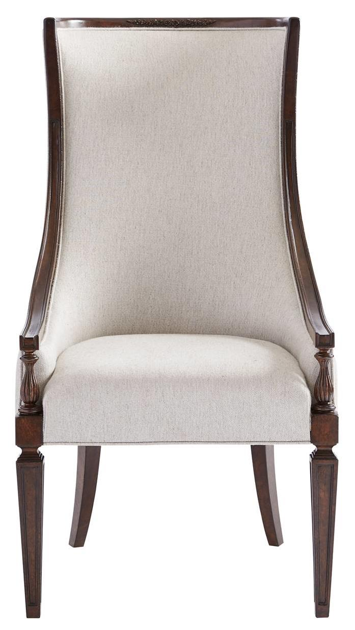 Stanley Furniture Villa Couture Matteo Host Chair - Item Number: 510-11-75