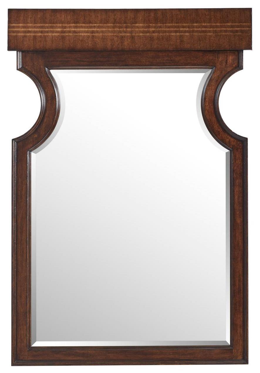 Stanley Furniture Villa Couture Dario Mirror - Item Number: 510-13-30