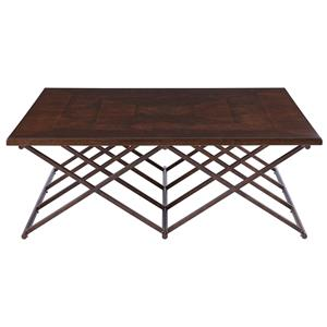 Stanley Furniture Villa Couture Rocco Cocktail Table
