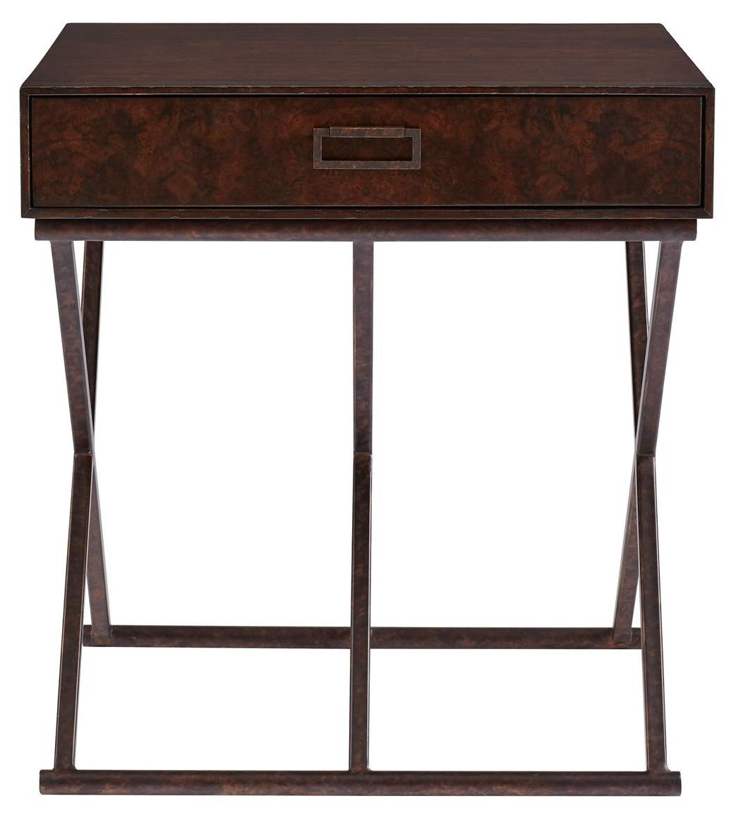 Stanley Furniture Villa Couture Rocco End Table - Item Number: 510-15-08
