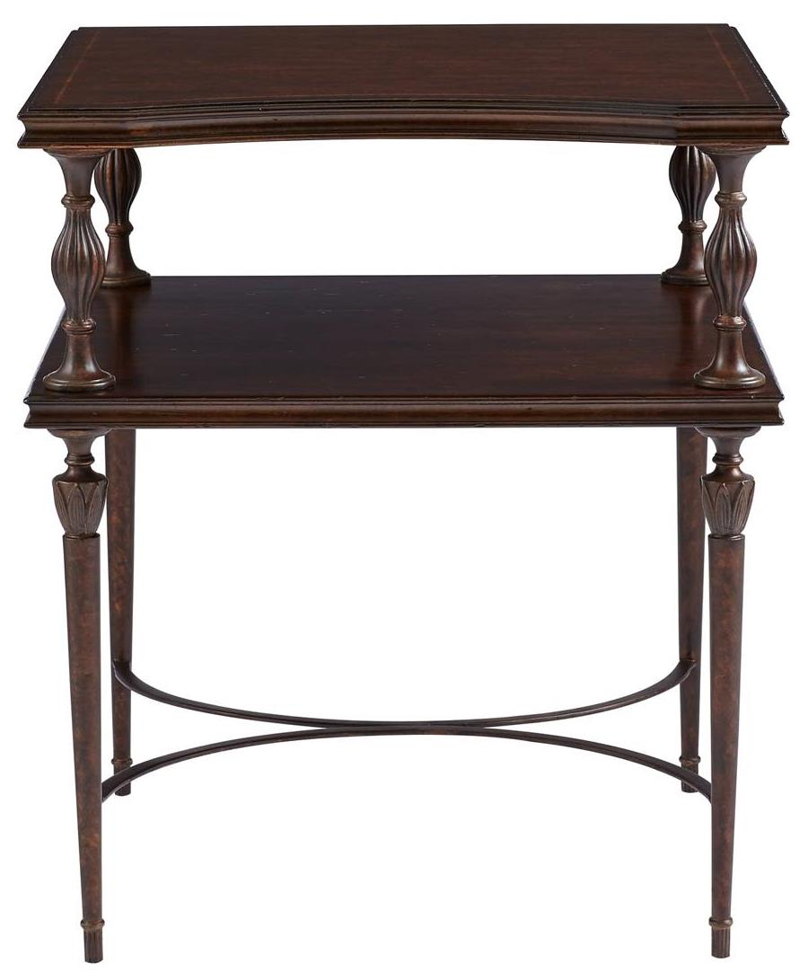 Stanley Furniture Villa Couture Catarina End Table - Item Number: 510-15-09