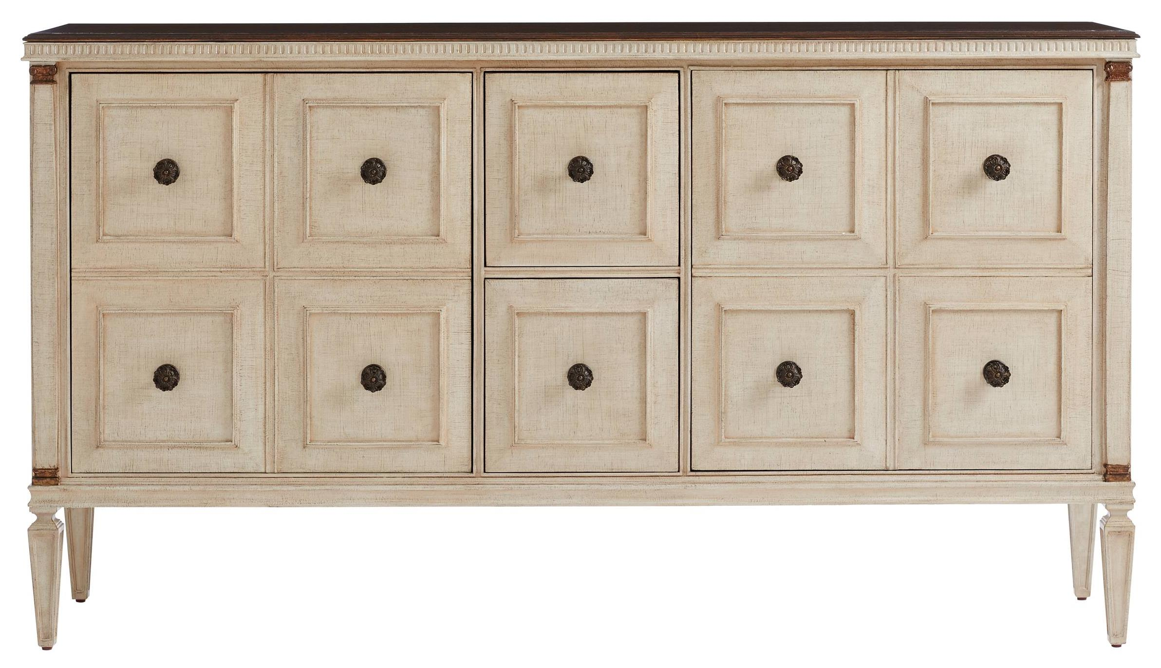 Stanley Furniture Villa Couture Marco Buffet - Item Number: 510-21-05