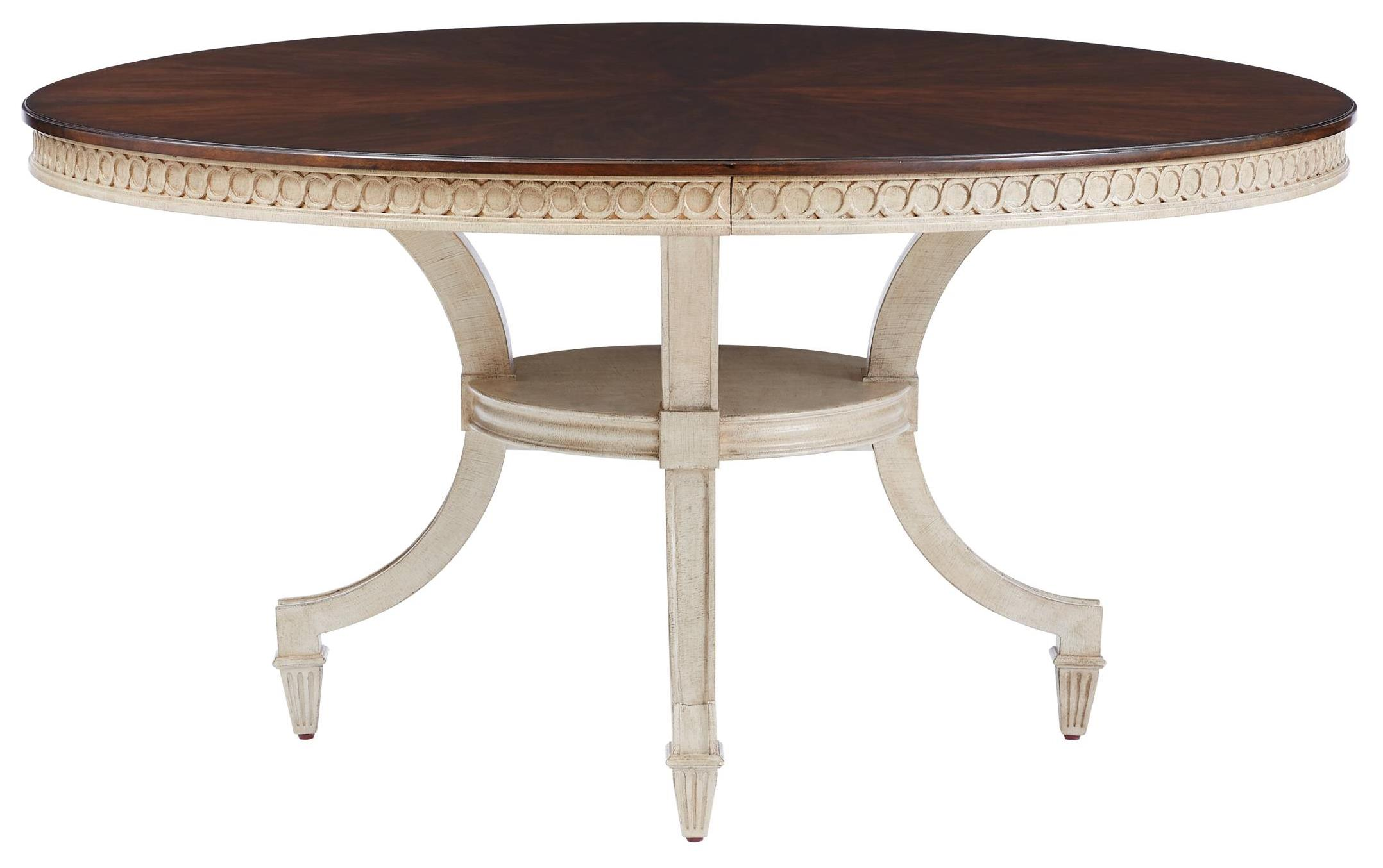 Stanley Furniture Villa Couture Ana Round Table - Item Number: 510-21-30