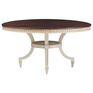 Stanley Furniture Villa Couture Ana Round Table