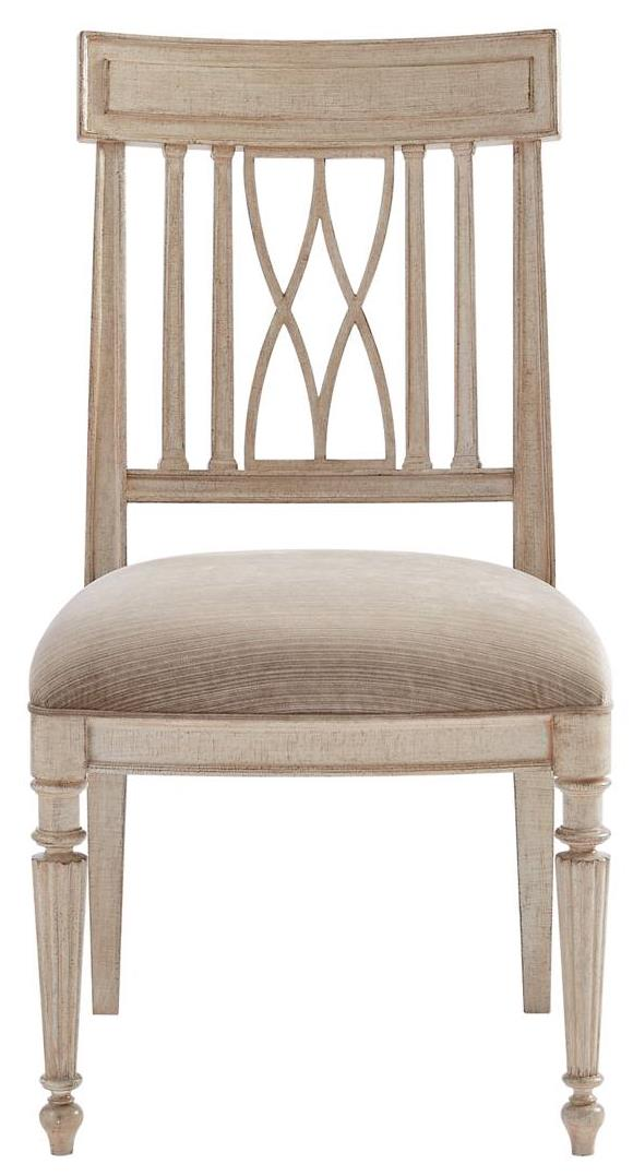Stanley Furniture Villa Couture Lucca Side Chair - Item Number: 510-21-60