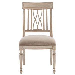 Stanley Furniture Villa Couture Lucca Side Chair