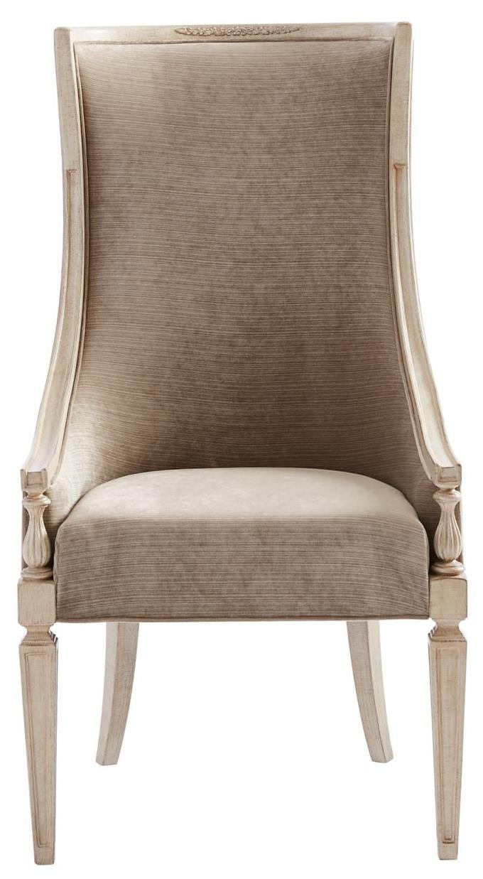 Stanley Furniture Villa Couture Matteo Host Chair - Item Number: 510-21-75