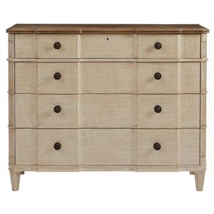 Stanley Furniture Villa Couture Claudia Single Dresser