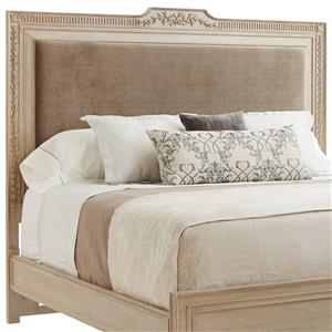 Stanley Furniture Villa Couture King Alessandra Upholstered Headboard