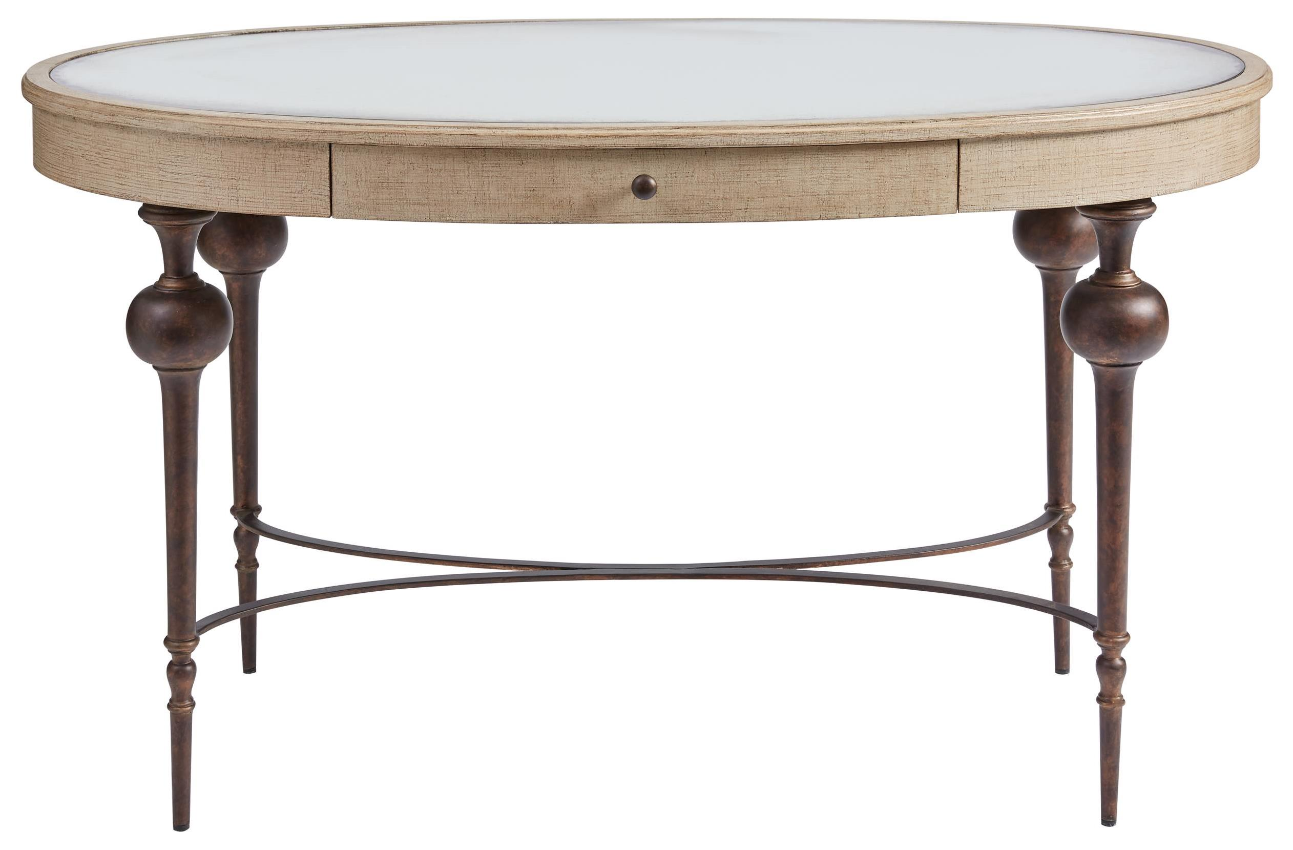Stanley Furniture Villa Couture Adriana Writing Desk - Item Number: 510-25-04