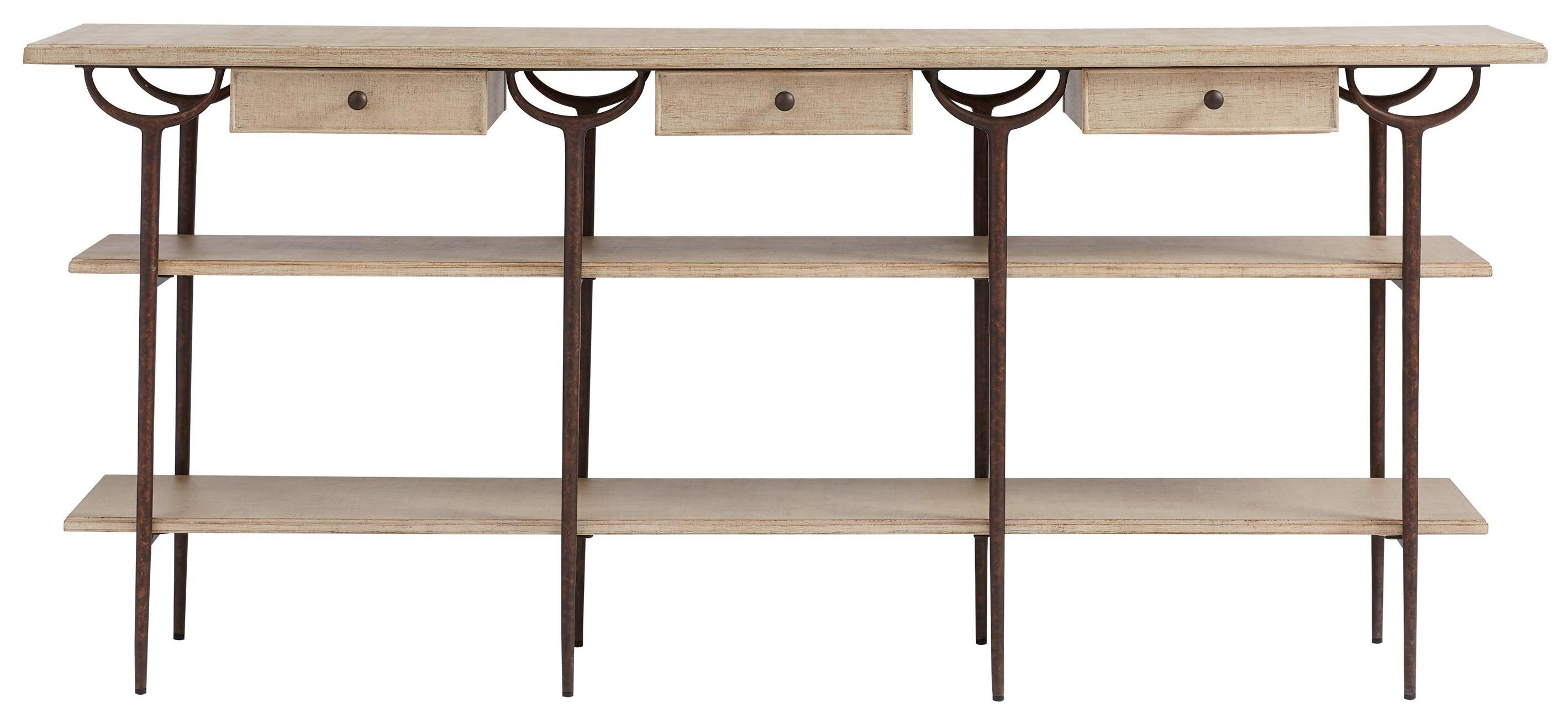 Stanley Furniture Villa Couture Asti Console Table - Item Number: 510-25-05