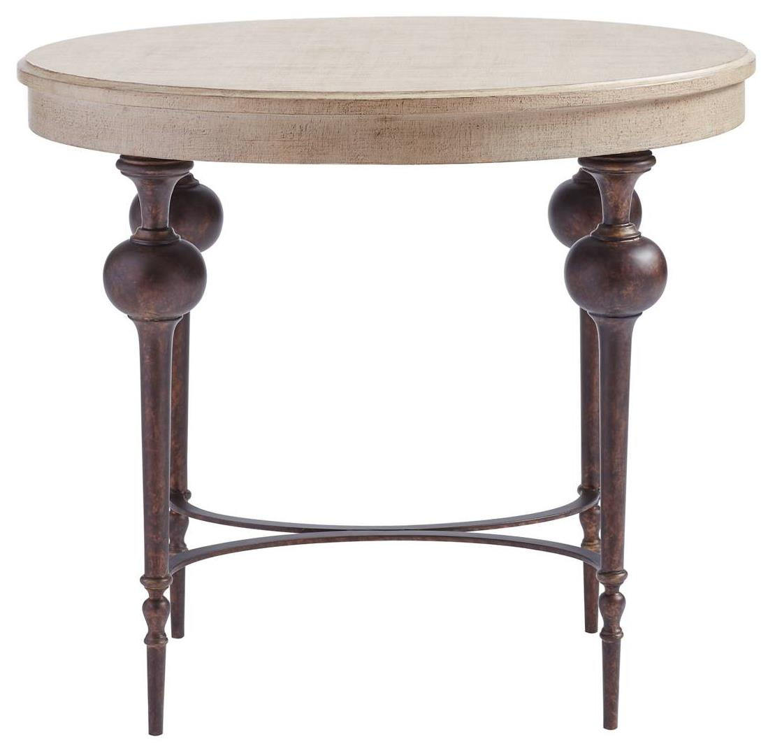 Stanley Furniture Villa Couture Adriana Lamp Table - Item Number: 510-25-13