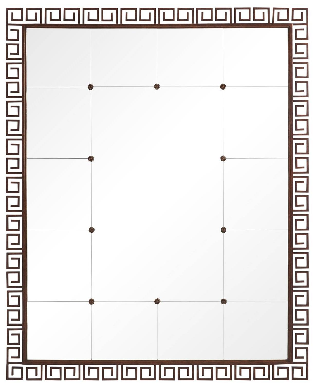 Stanley Furniture Villa Couture Veronica Floor Mirror - Item Number: 510-43-34
