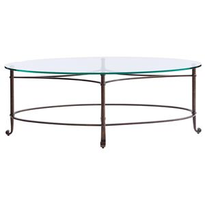 Stanley Furniture Villa Couture Fabi Cocktail Table