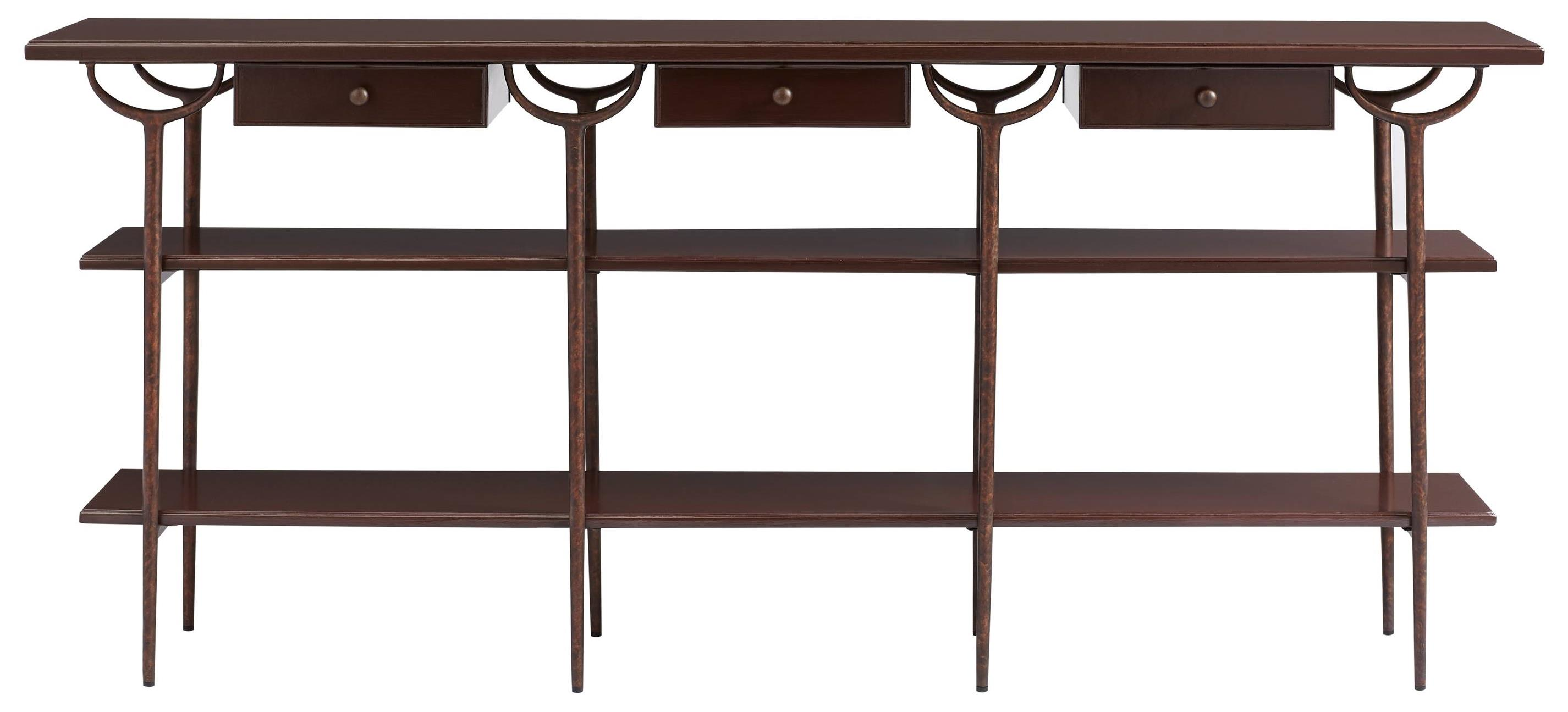 Stanley Furniture Villa Couture Asti Console Table - Item Number: 510-75-05