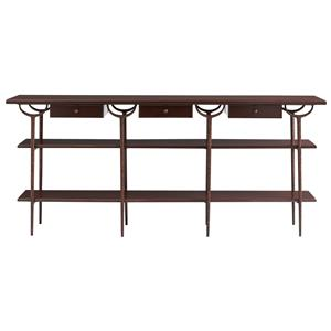 Stanley Furniture Villa Couture Asti Console Table