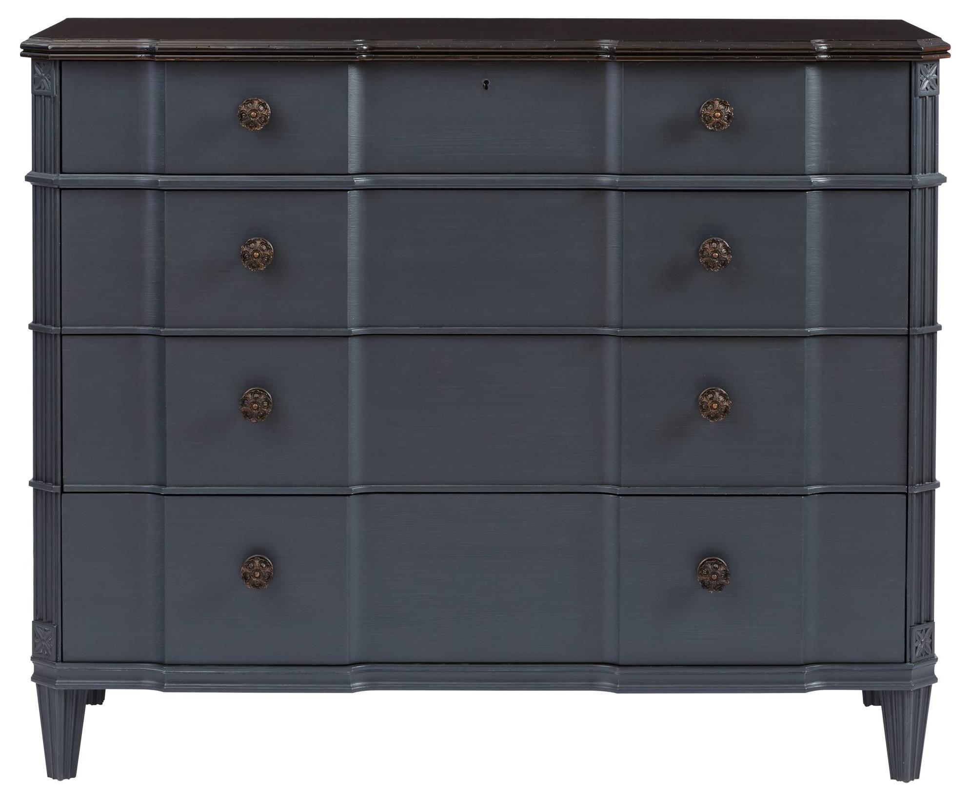 Stanley Furniture Villa Couture Claudia Single Dresser - Item Number: 510-83-04