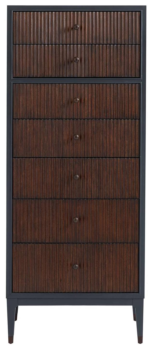 Stanley Furniture Villa Couture Serena Chest - Item Number: 510-83-12