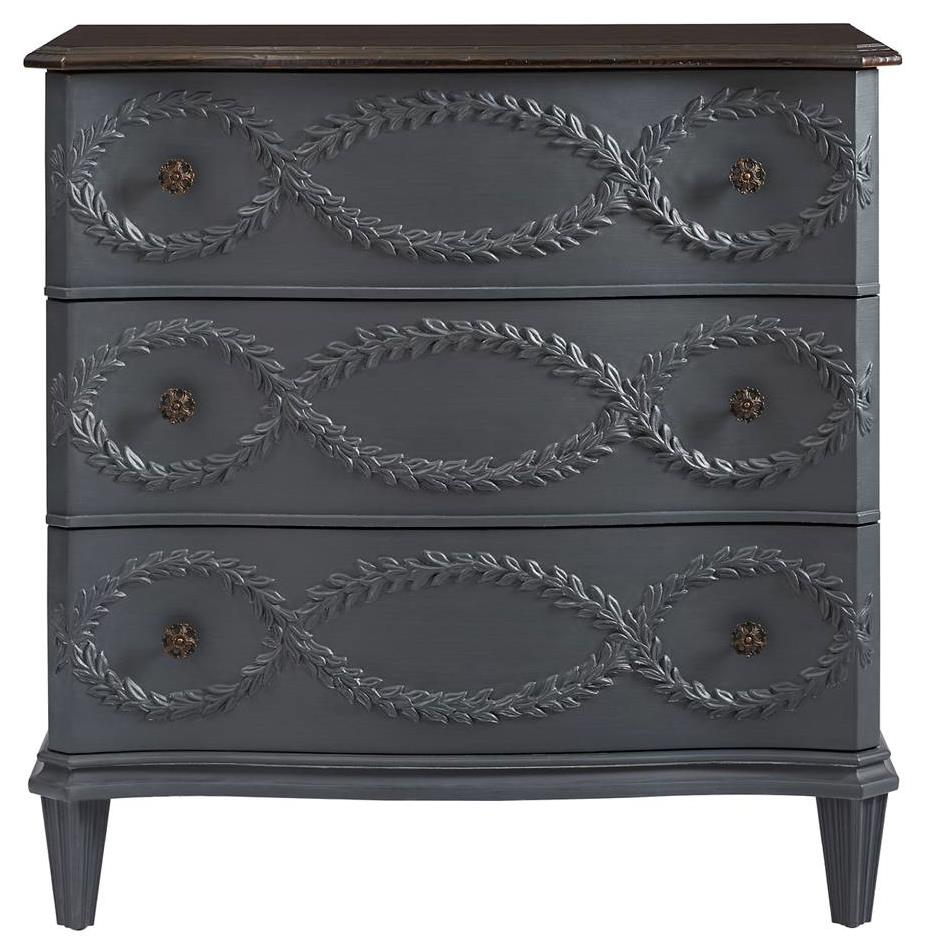 Stanley Furniture Villa Couture Nicolo Bachelor's Chest - Item Number: 510-83-16