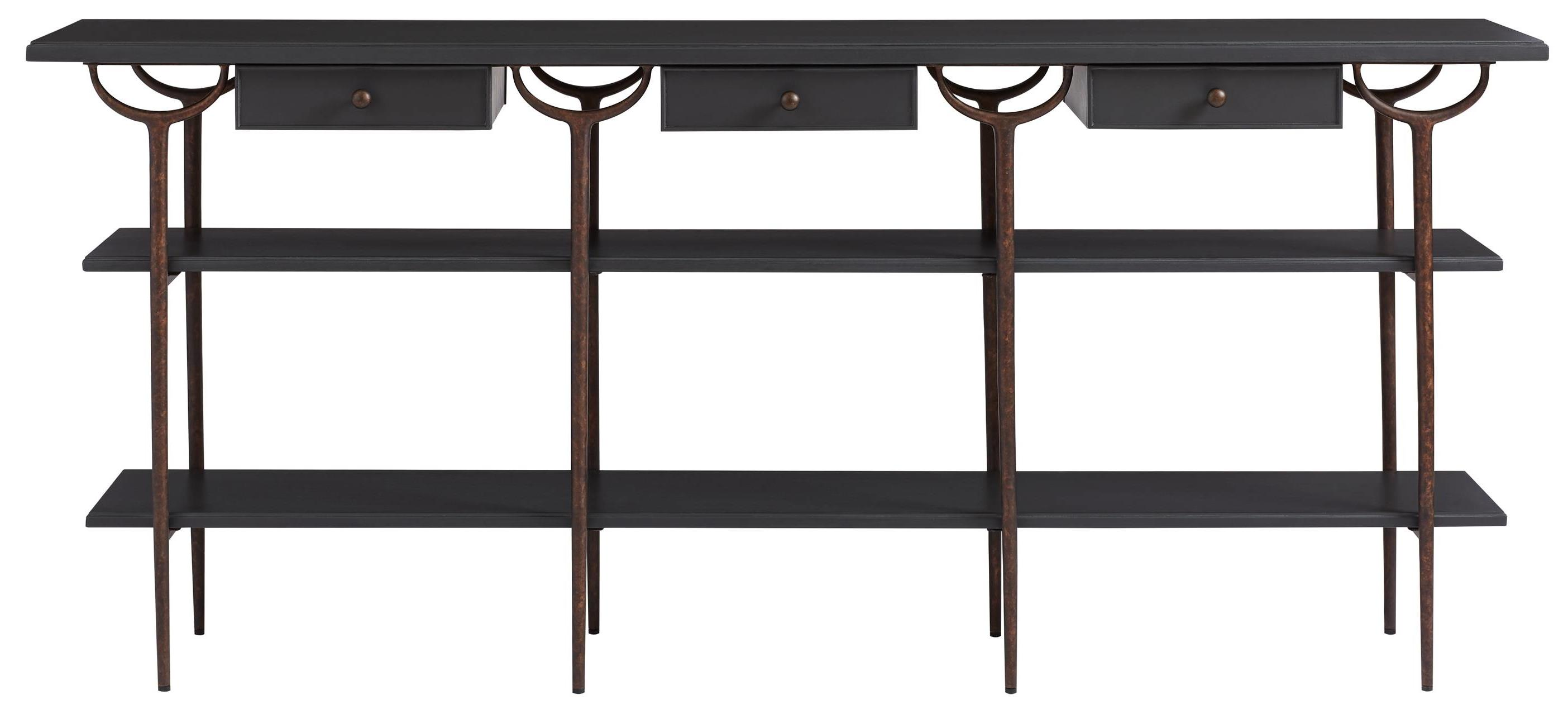 Stanley Furniture Villa Couture Asti Console Table - Item Number: 510-85-05