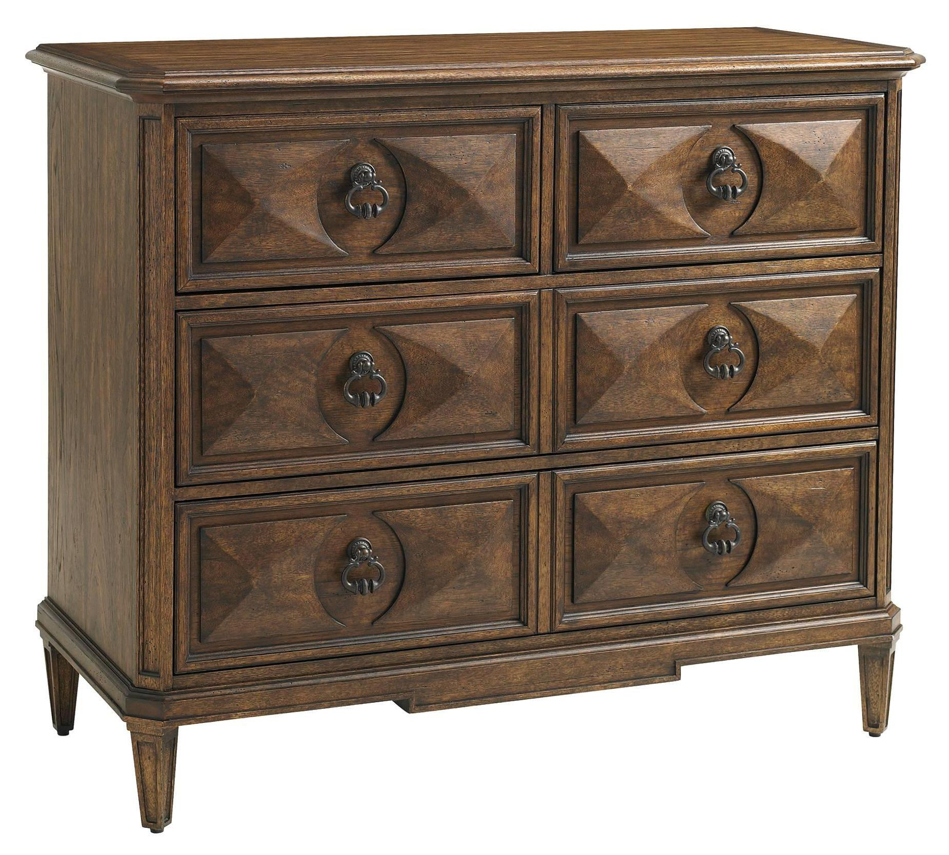 Stanley Furniture Villa Fiora Media Chest - Item Number: 391-13-11