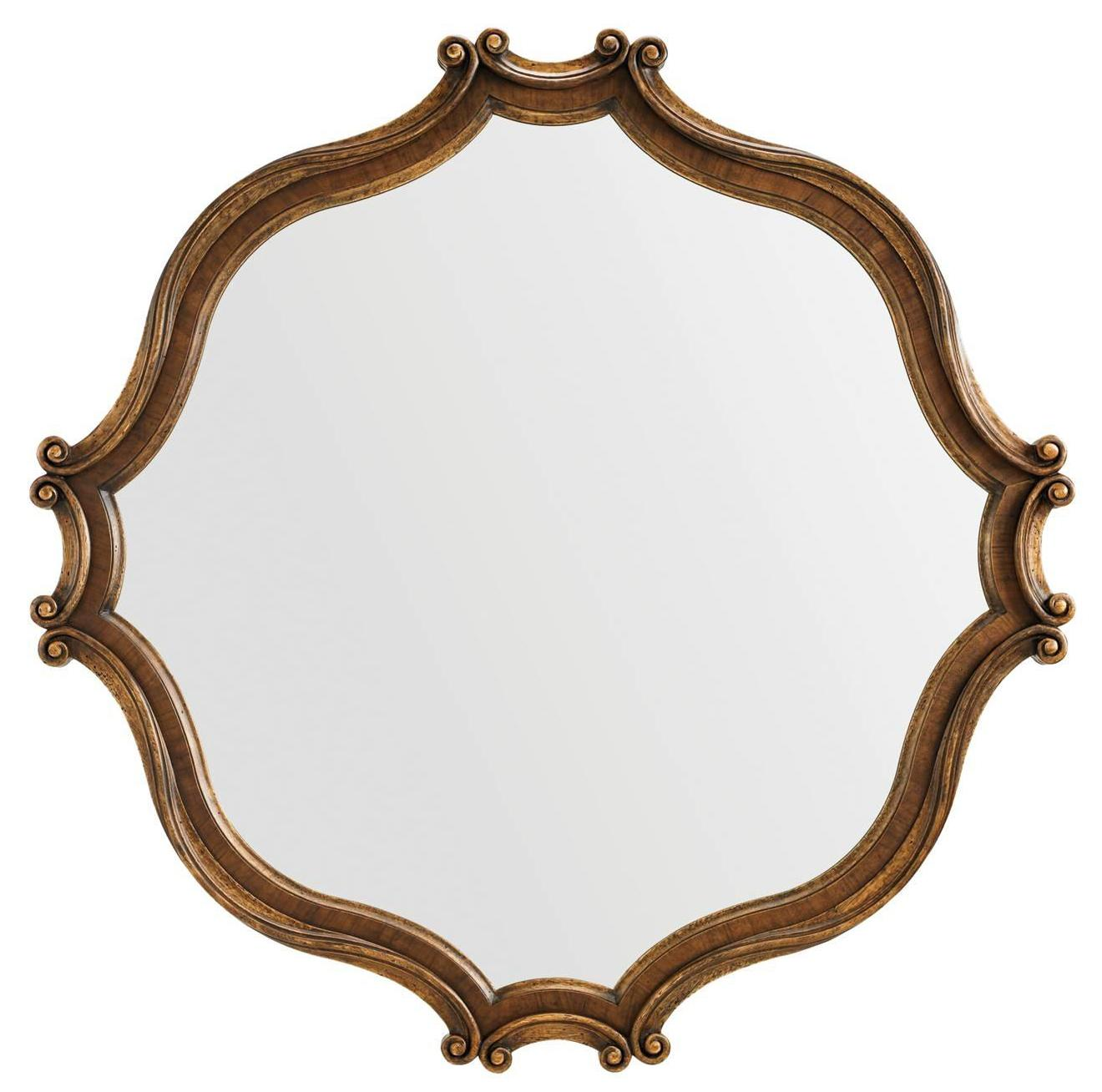 Stanley Furniture Villa Fiora Mirror - Item Number: 391-13-30