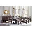 Stanley Furniture Virage Formal Dining Room Group - Item Number: 696-1 Dining Room Group 1