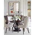 Stanley Furniture Virage Formal Dining Room Group - Item Number: 696-1 Dining Room Group 3