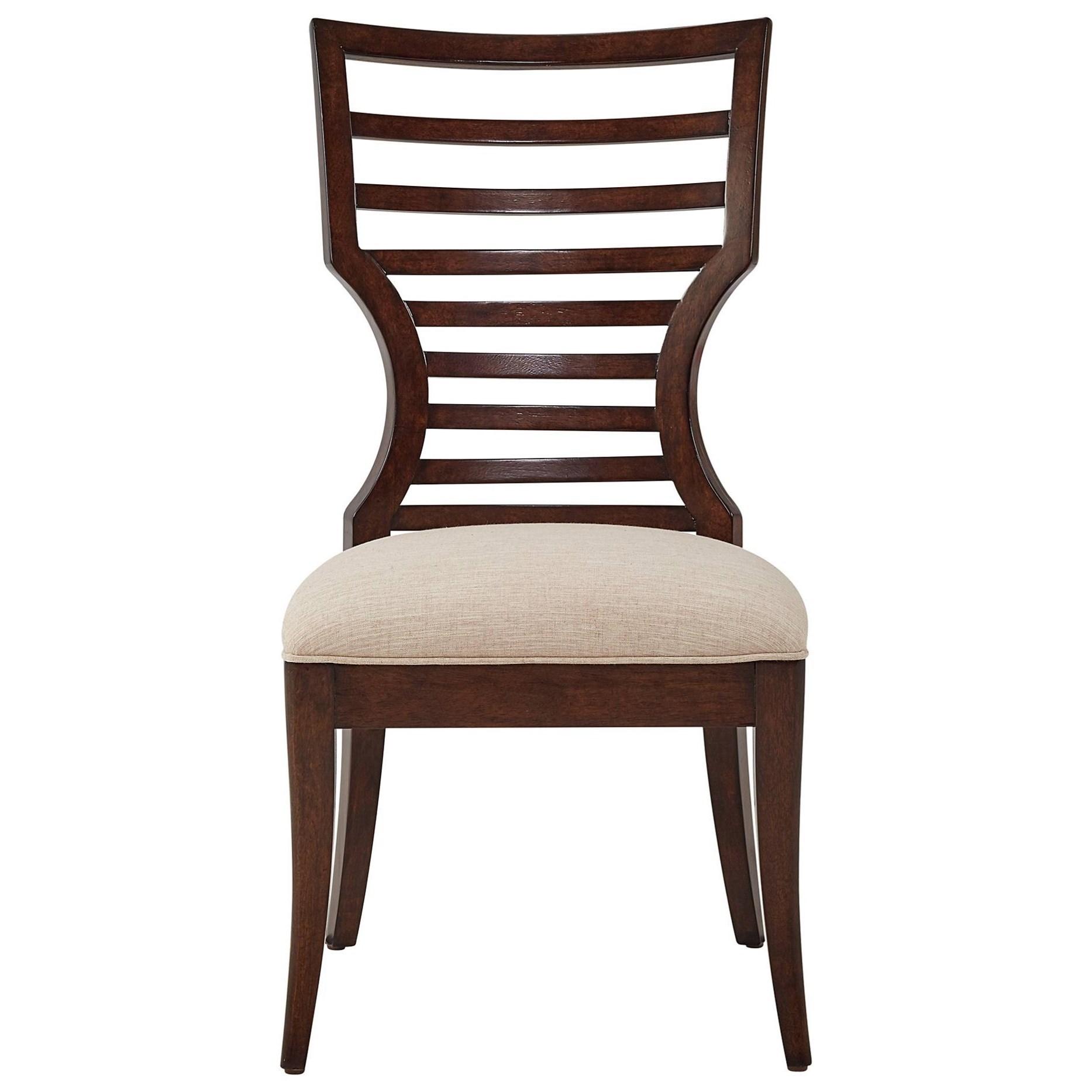 Stanley Furniture Virage Dining Room Set: Stanley Furniture Virage Wood Side Chair With Modern