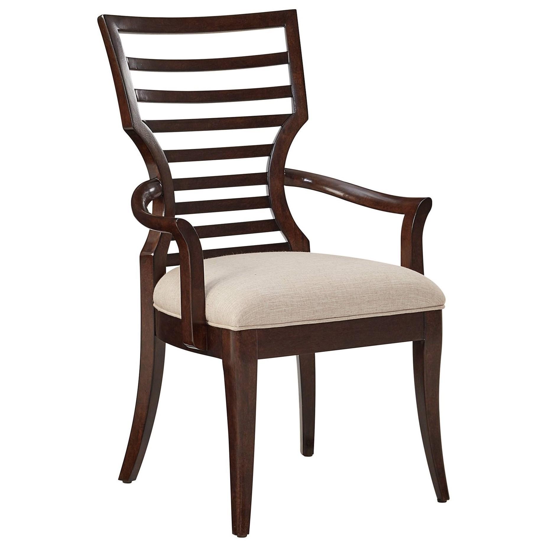 Stanley Furniture Virage Dining Room Set: Stanley Furniture Virage 696-11-70 Arm Chair With Modern