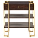 Stanley Furniture Virage Drawer End Table - Item Number: 696-15-09