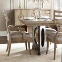 Stanley Furniture Virage 9-Piece Double Pedestal Dining Table Set - Item Number: 696-61-36+2x70+6x60