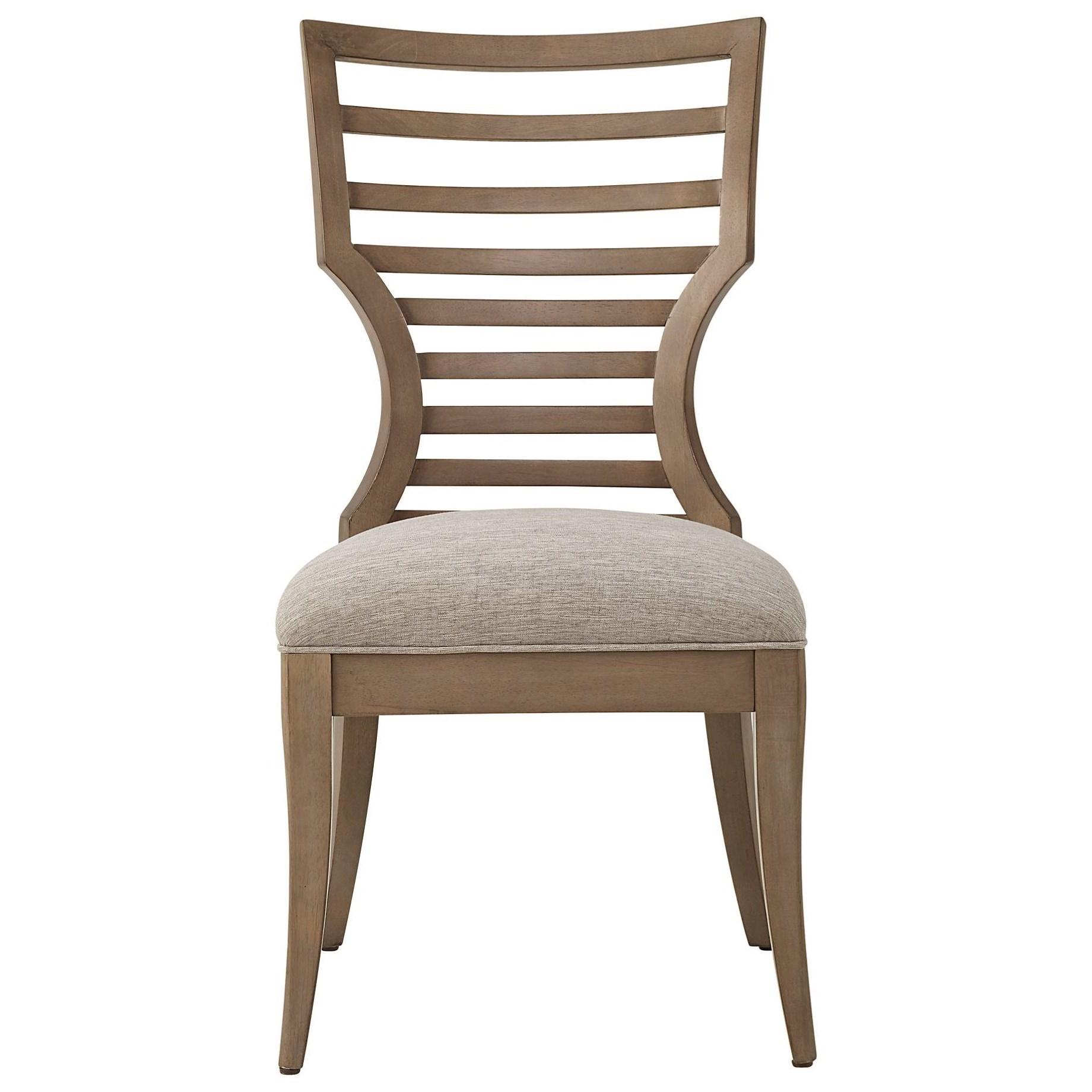 Stanley Furniture Virage Dining Room Set: Stanley Furniture Virage 696-61-60 Wood Side Chair With
