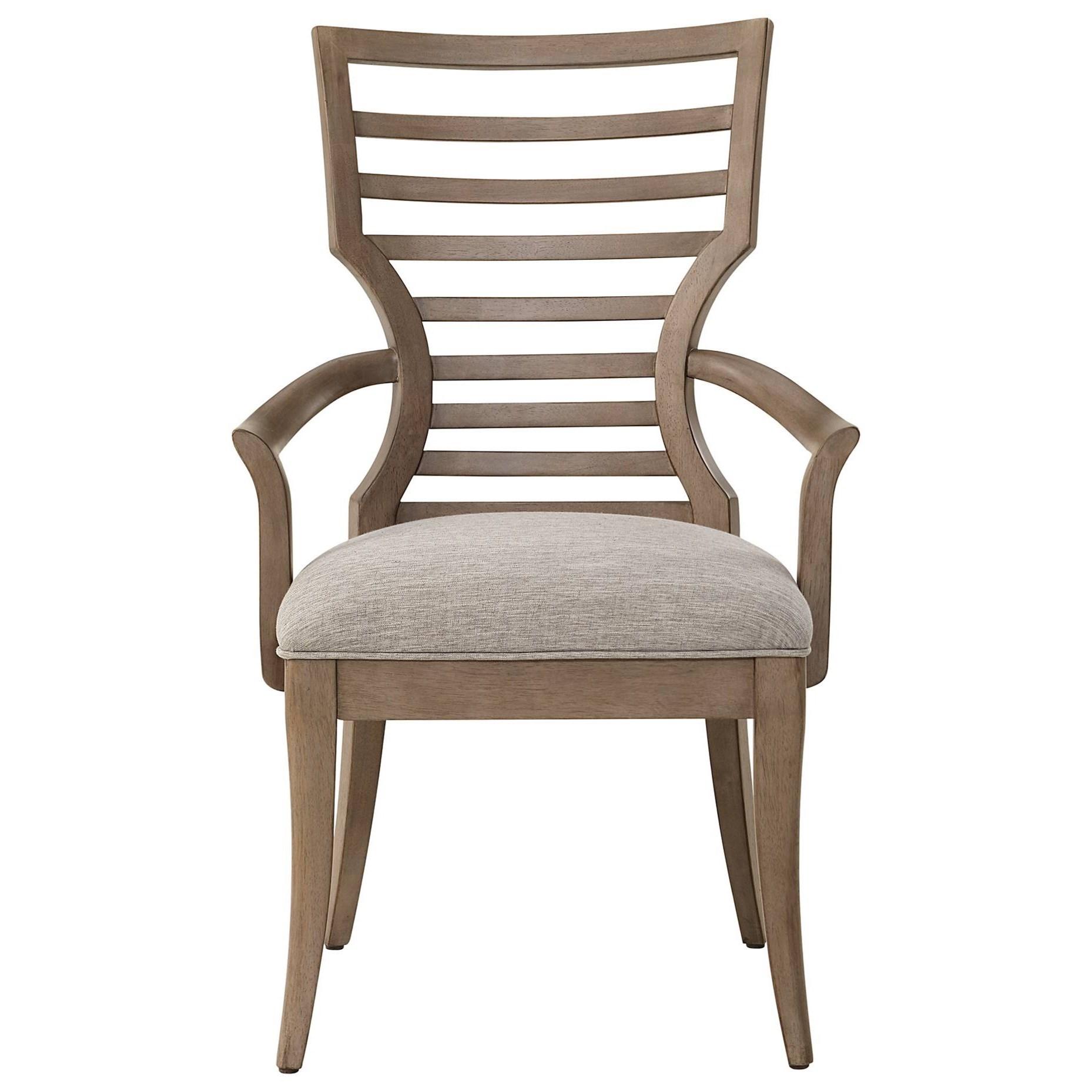 Stanley Furniture Virage Dining Room Set: Stanley Furniture Virage 696-61-70 Arm Chair With Modern