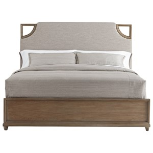Stanley Furniture Virage Queen Upholstered Bed