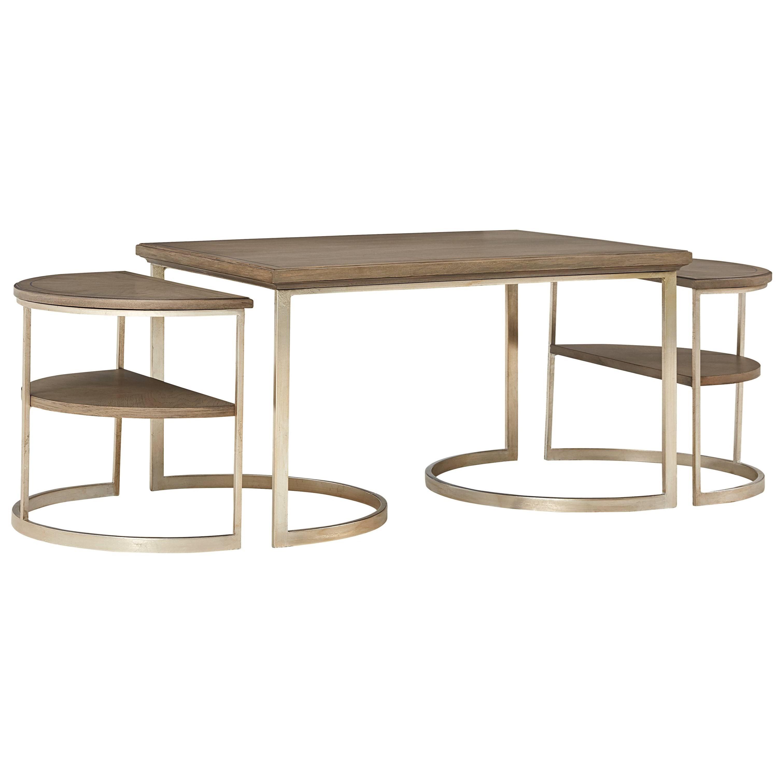 Stanley Furniture Virage Dining Room Set: Stanley Furniture Virage 696-65-02 Bunching Cocktail Table
