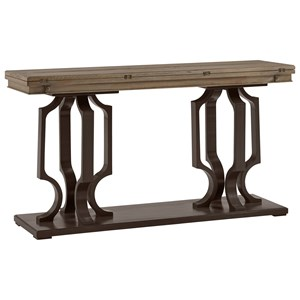 Stanley Furniture Virage Flip Top Console Table