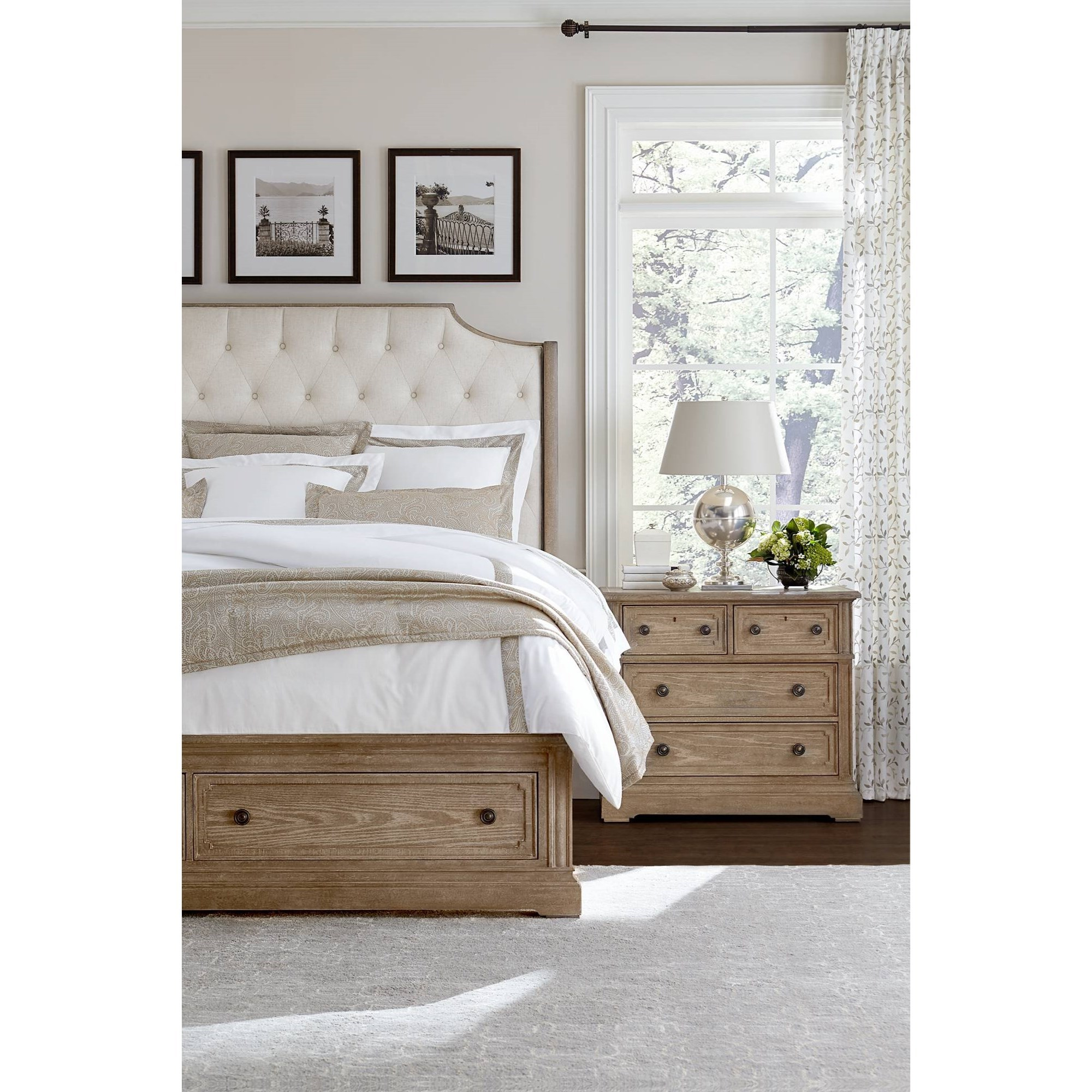 Stanley Furniture Wethersfield Estate King Bedroom Group