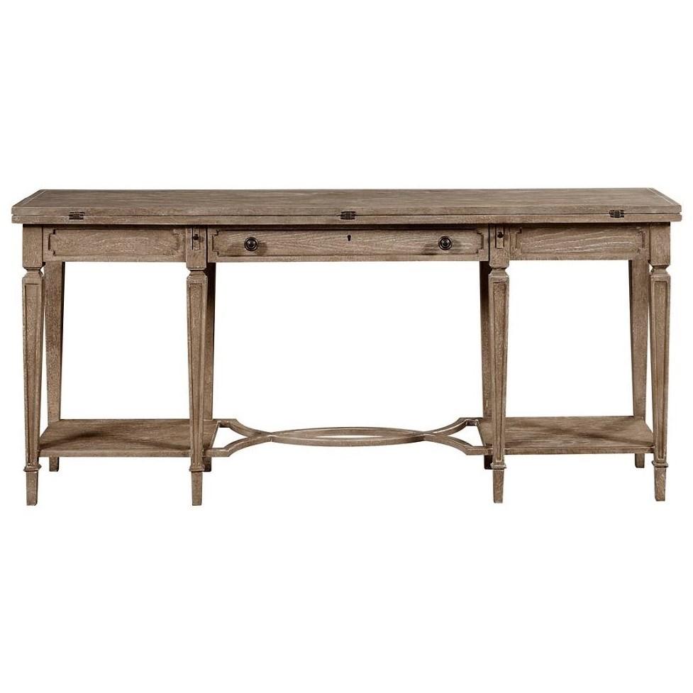 Stanley Furniture Wethersfield Estate Flip Top Table   Item Number:  518 15 05