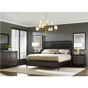 Stanley Furniture Wicker Park  King Bedroom Group