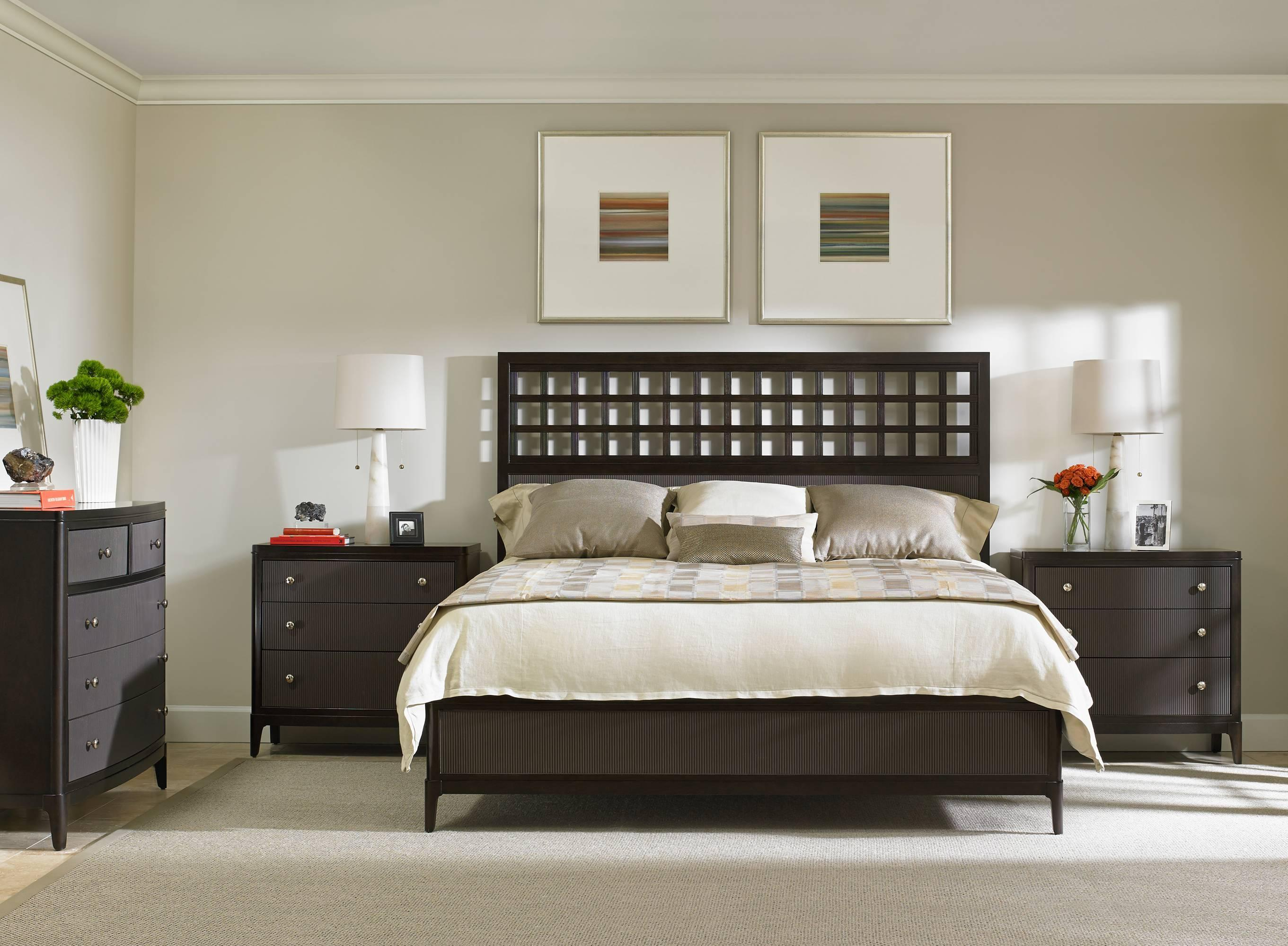 Stanley Furniture Wicker Park  Queen Bedroom Group - Item Number: 409-13 Q Bedroom Group 2