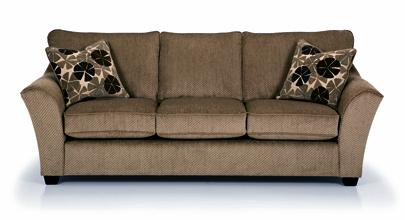 112 Starmount Pistachio 3-Seater Stationary Sofa by Sunset Home at Walker's Furniture